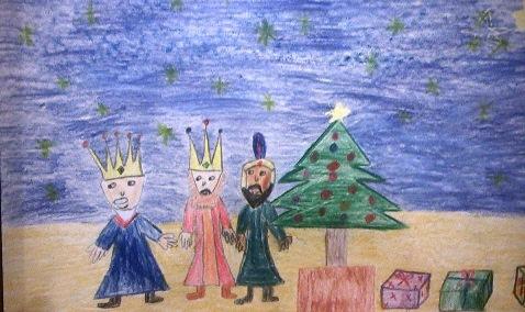 El gran regalo de Papá Nöel y de los Reyes Magos