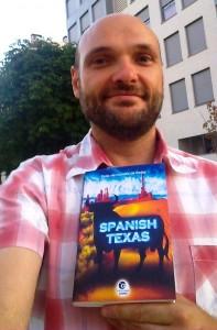 Aquí estoy con Spanish Texas