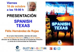 Invitación Spanish Texas
